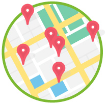 Joieful Locations badge