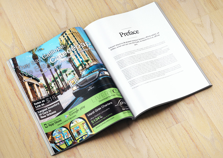 Livery Car Magazine