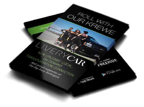 LiveryCar Push Cards