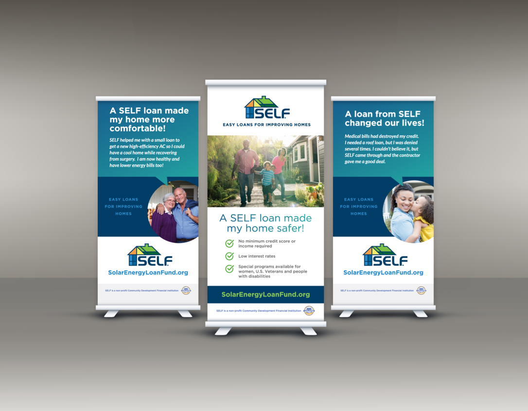 SELF PopUp Banners