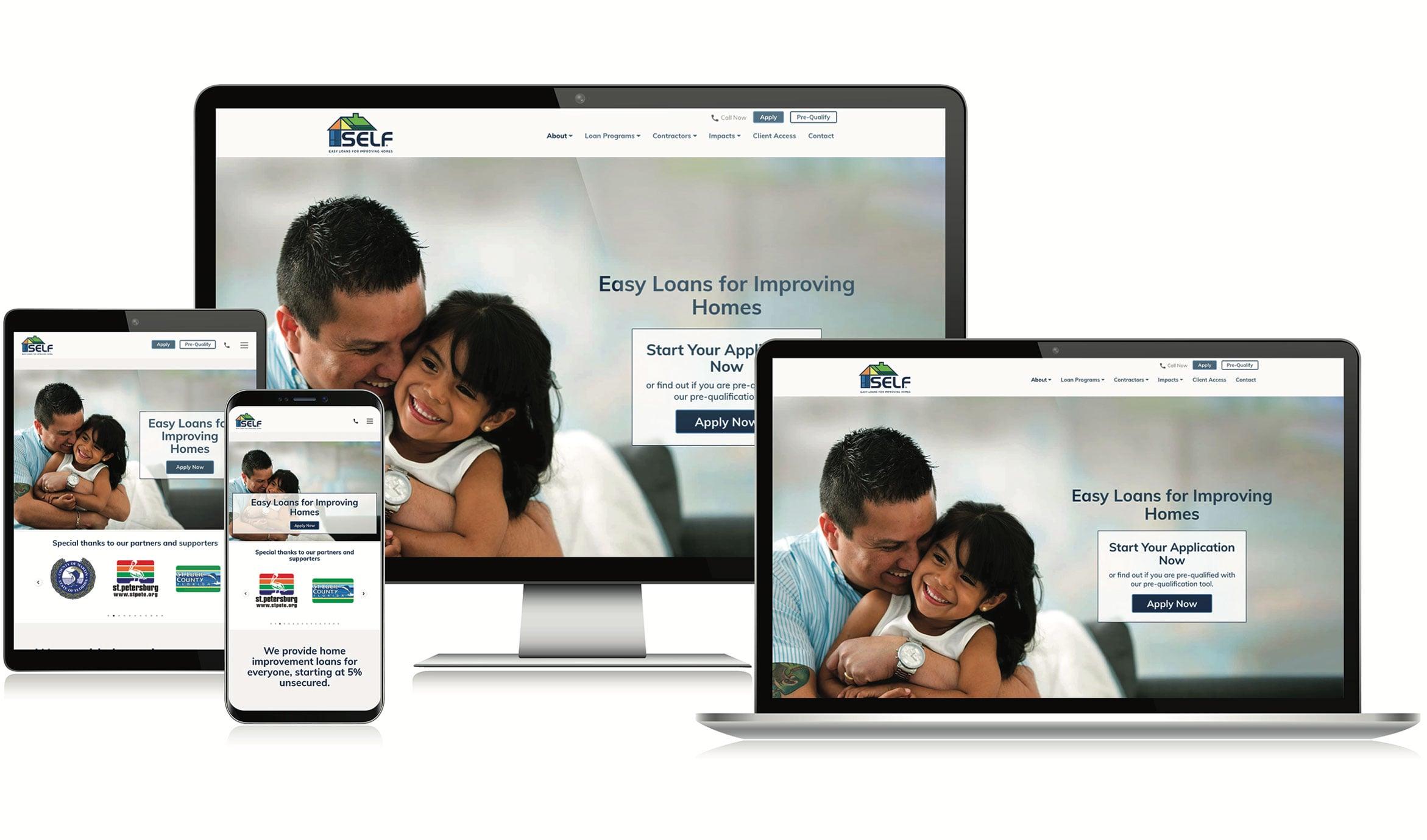 SELF Website