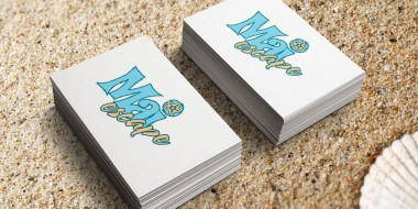 Lousiana Logo Design - Business Cards