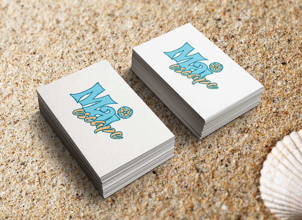 Lousiana Logo Design - Business Cards