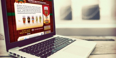 NOLA Brew Website Design and Development