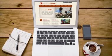New Orleans Wesbite Design and Development - Operation Reach Website