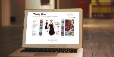 Trashy Diva - Website Design and Development