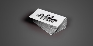 Home Maintenance Company Business Cards New Orleans