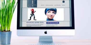 Wardrobe Wenches Website Design and Development