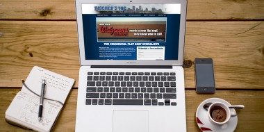 Website Design and Development - Ficshers Website