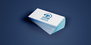 Identity and Logo Design - Physicians Proviso Business Cards