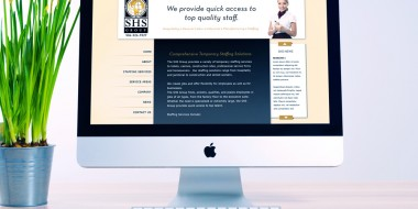 New Orleans Website Development and Design - SHS Website
