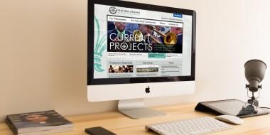 Film Nola Website Design and Development