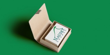 Identity and Logo Design - Nauset Business Cards