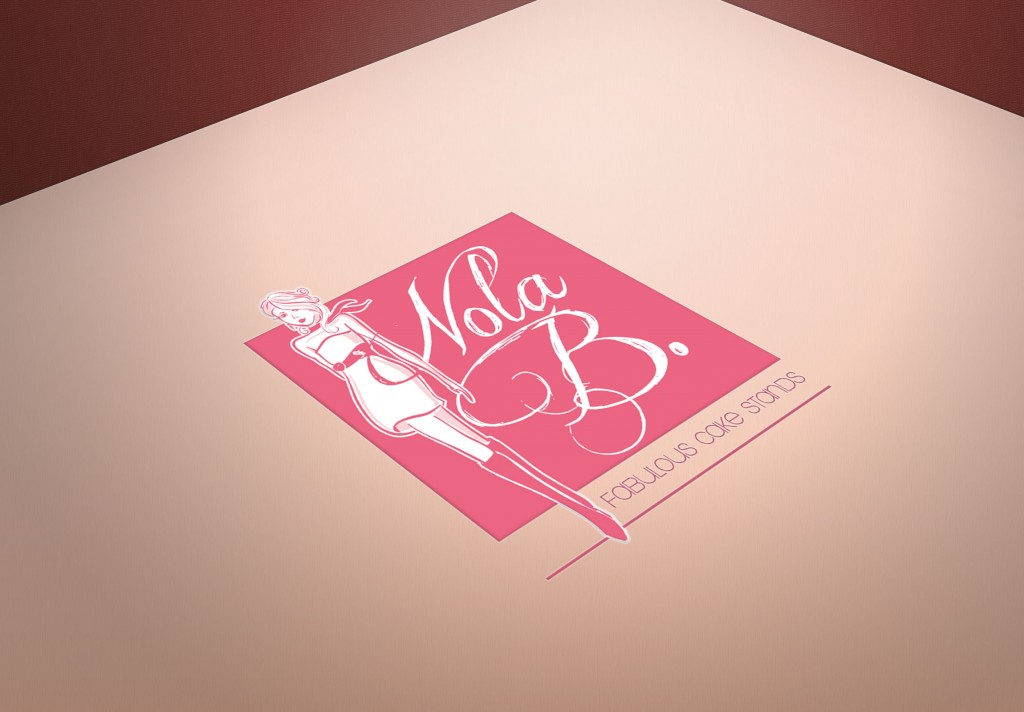 Identity and Logo Design - Nola B Business Cards