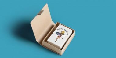 Identity and Logo Design - Ordinary Girl Cookies Logo