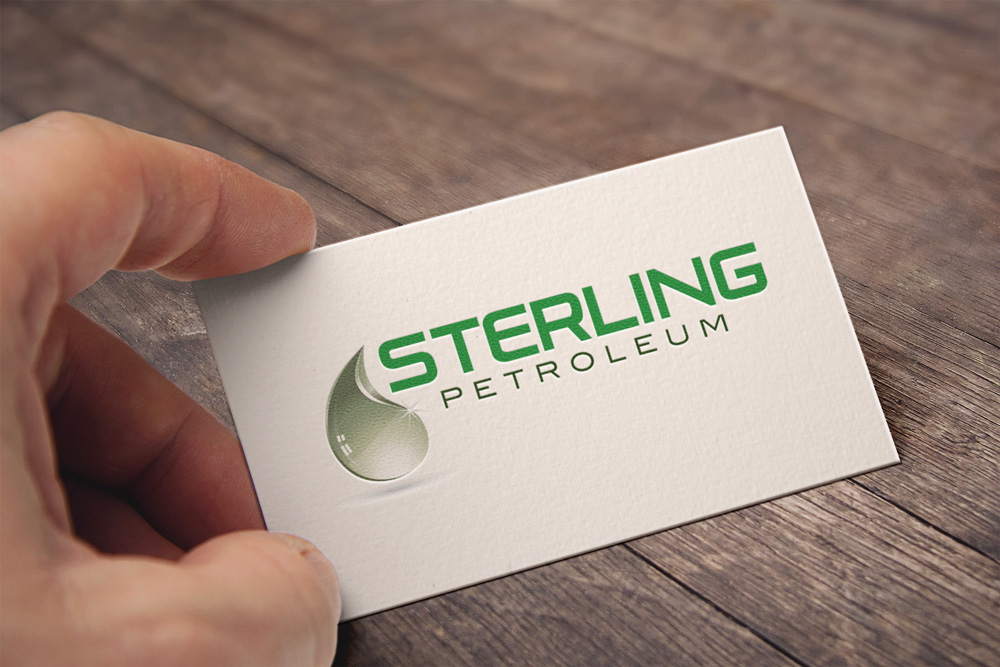 Identity and Logo Design - Sterling Logo