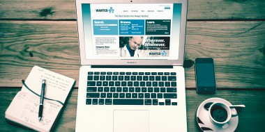 New Orleans Website Design and Development - Dr Wanted Website