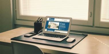 New Orleans Website Design and Development - Ducky Johnson Website