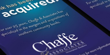 New Orleans Marketing Collateral - Chaffe and Associates Print Work