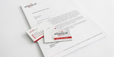New Orleans Identity and Logo Design - Elliptical Hosting