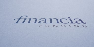 New Orleans Identity and Logo Design - Financia Funding Logo