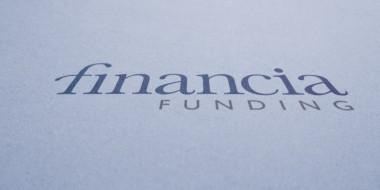 New Orleans Identity and Logo Design - Financia Funding Logo