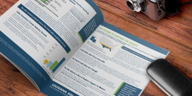 New Orleans Marketing Collateral - Books and Reports - GSREIA Booklet Report