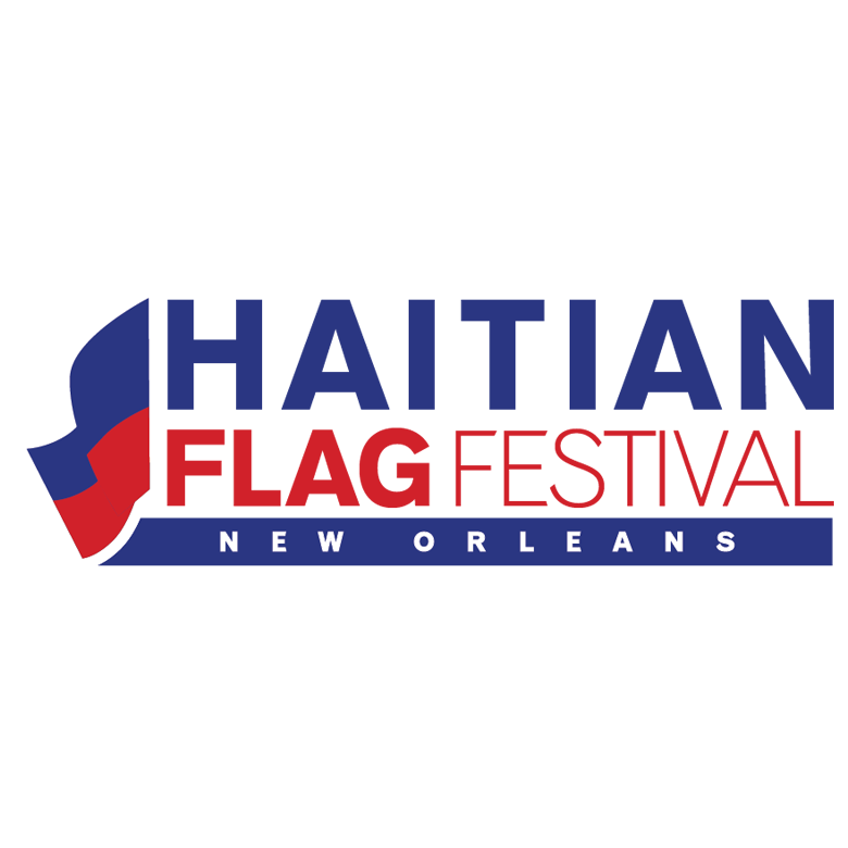 New Orleans Identity and Logo Design - Haitian Flag Festival