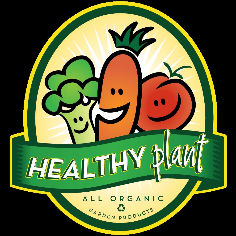 Identity and Logo Design - Healthy Plant Logo