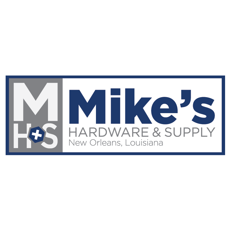 New Orleans Identity and Logo Design - Mike's Hardware