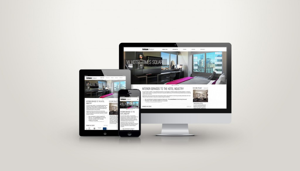 New Orleans Mobile Website Development and Design - Interserv Website