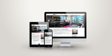 New Orleans Mobile Website Development and Design - Interserv Website