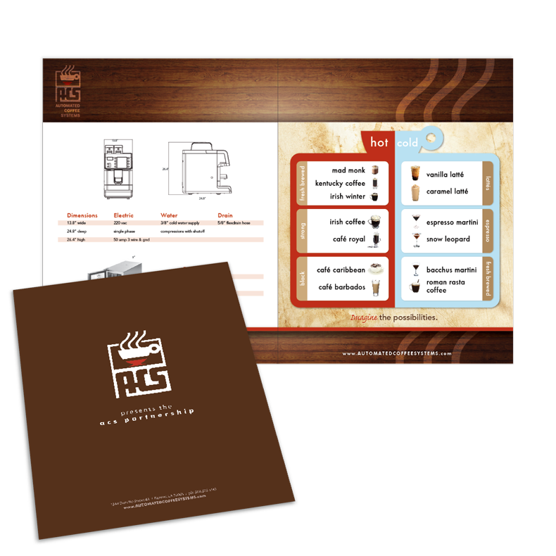 New Orleans Marketing Collateral - ACS Brochure