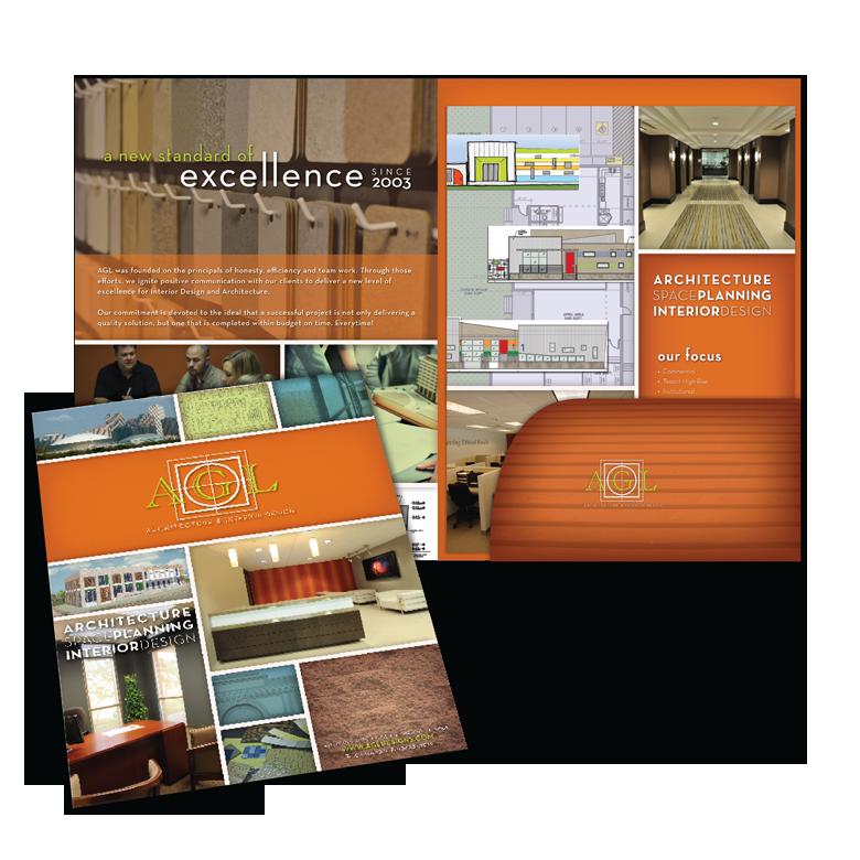 New Orleans Marketing Collateral - AGL Presentation Folder
