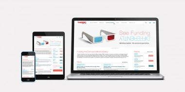 New Orleans Website Design and Development - Thermo Credit Website