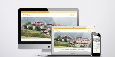New Orleans Website Development - Tibetan House
