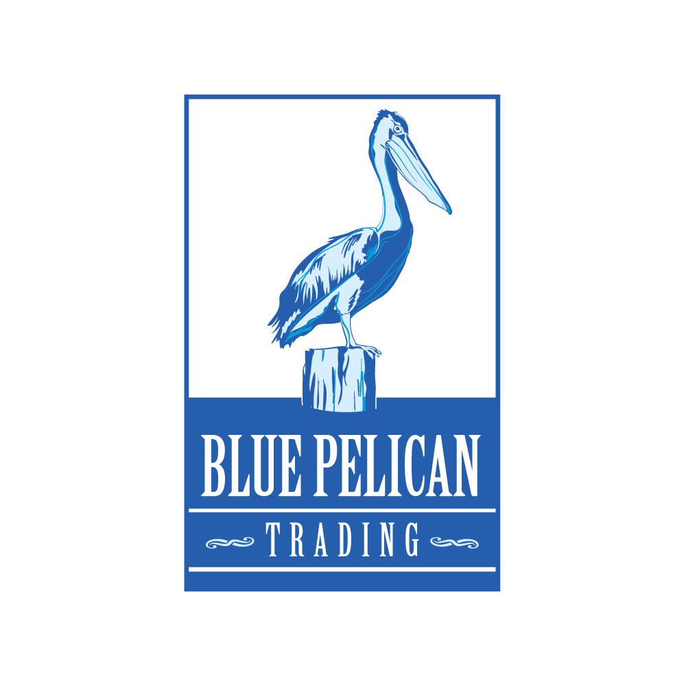 Identity and Logo Design - Blue Pelican Logo