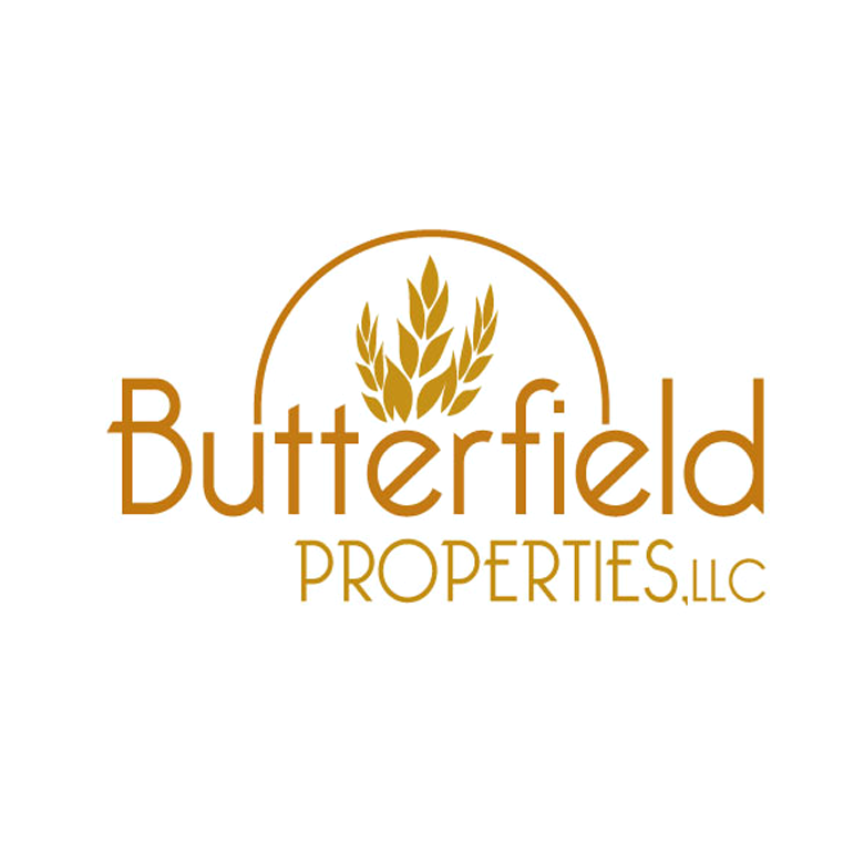 Identity and Logo Design - Butterfield Logo
