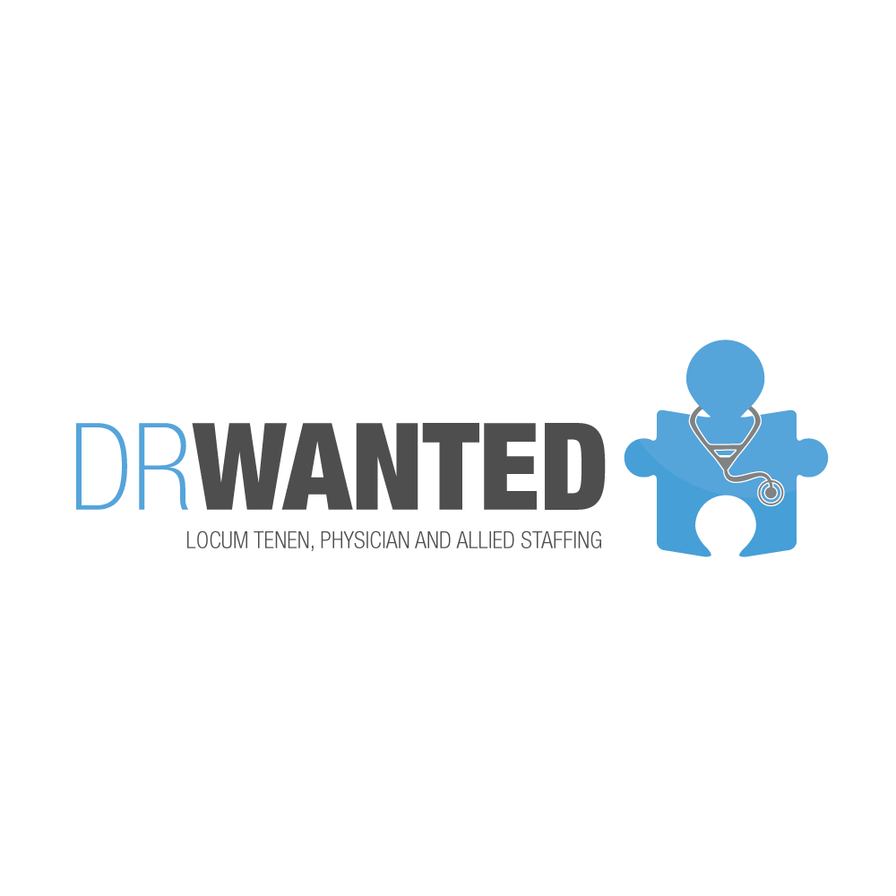 New Orleans Identity and Logo Design - Dr Wanted Logo
