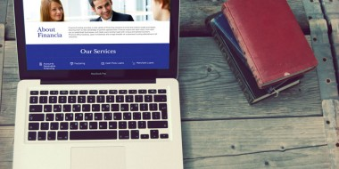 New Orleans Website Development and Design - Financia Funding Website