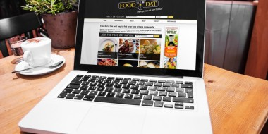 New Orleans Website Design and Development - Food Dat Website