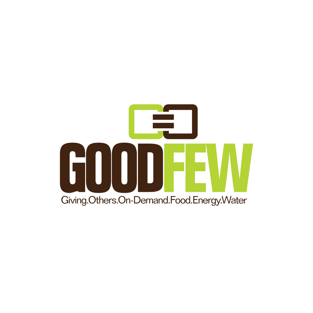 Identity and Logo Design - Good Few Logo