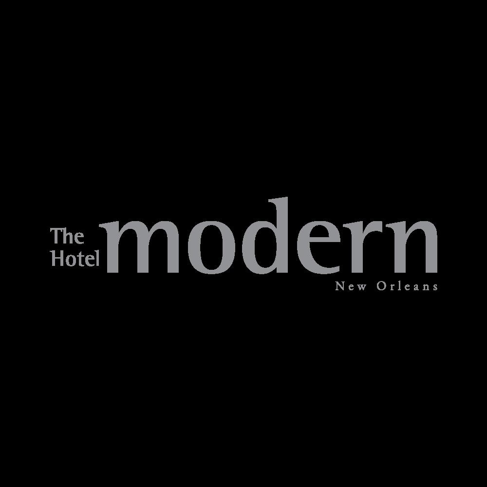 Identity and Logo Design - Hotel Modern Logo