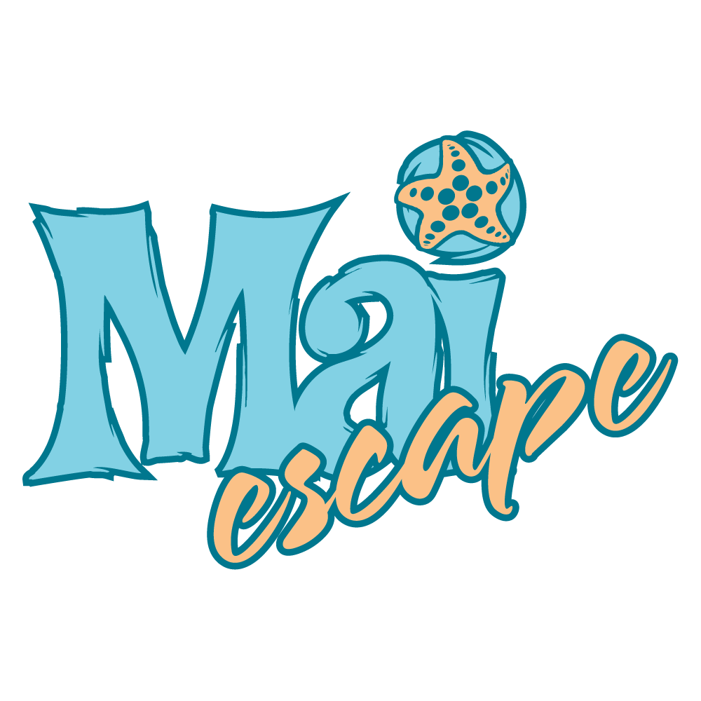 Identity and Logo Design - Mai Escape Logo