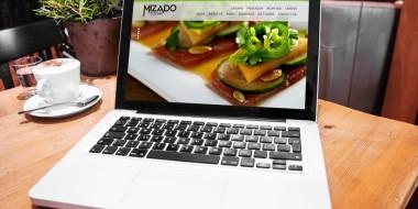 New Orleans Website Design and Development - Mizado Cocina Website