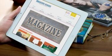 New Orleans Website Design and Development - Magazine Street Merchants Association Website