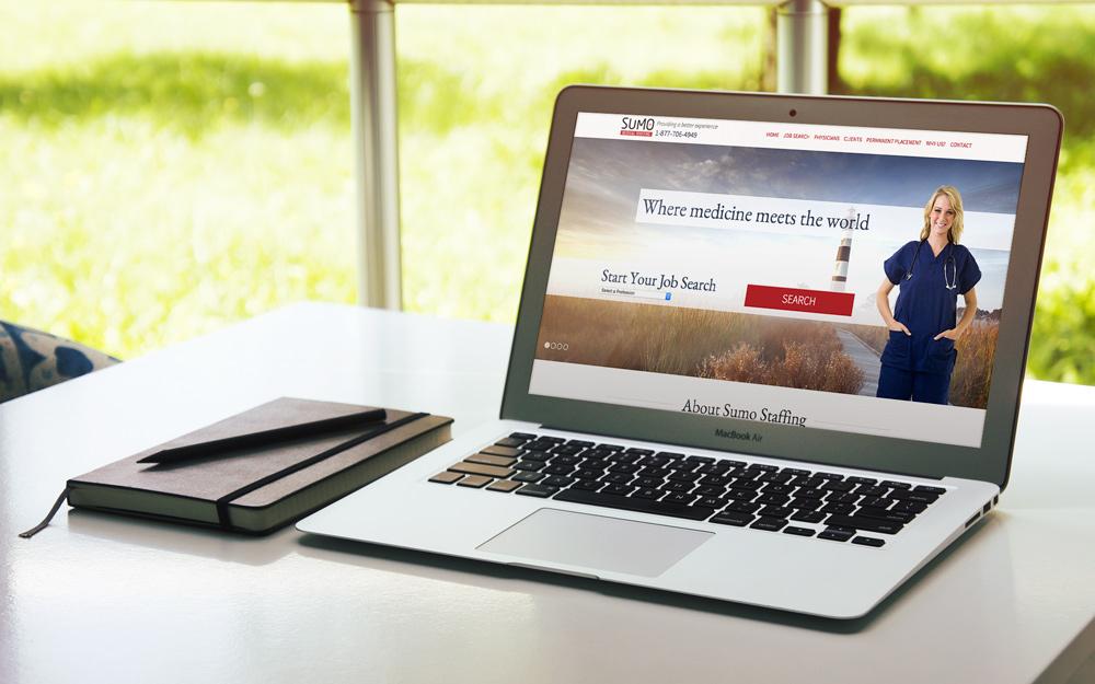 New Orleans Website Design and Development - SUMO Website