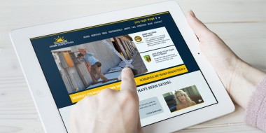 New Orleans Website Development and Design - Sunshine Home Inspection Website
