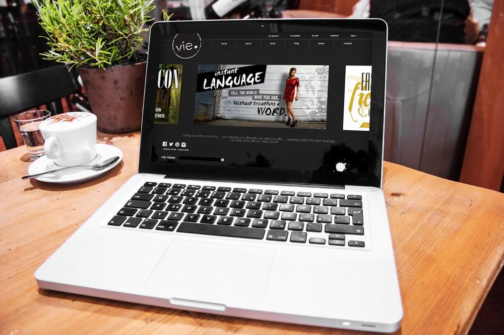 New Orleans Website Development and Design - Vie Style Website