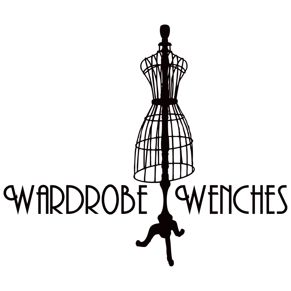 Identity and Logo Design - Wardrobe Wenches Logo